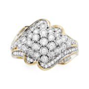 TruMiracle® 1/2 CT. T.W. Diamond Ring
