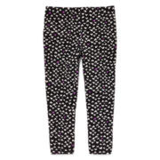 Total Girl® Print Capri Leggings - Girls 7-16 and Plus