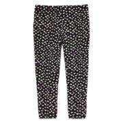 Total Girl® Print Capri Leggings - Girls 7-16 and Plus
