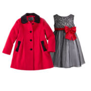 Rothschild Dress Coat or Youngland Dress - Girls 2t-6