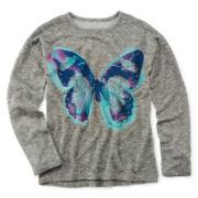 Arizona Graphic Sweater - Girls 7-16