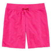 Xersion™ Knit Bermuda Shorts - Girls 7-16 and Plus