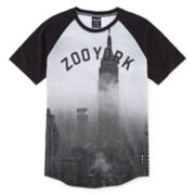 Zoo York® Short-Sleeve Raglan Knit Tee - Boys 8-20