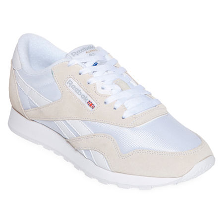Reebok Classic Nylon Mens Athletic Shoes