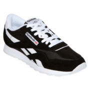 Reebok® Classic Nylon Mens Athletic Shoes