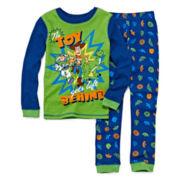 Disney Collection Toy Story 2-pc. Pajama Set – Boys 2-10