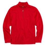 Arizona Long-Sleeve 1/4-Zip Fleece Pullover - Boys 6-18