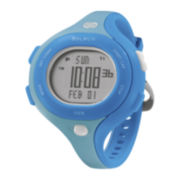 Soleus Chicked Blue Strap Running Digital Sport Watch
