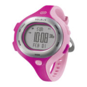 Soleus Chicked Pink Strap Running Digital Sport Watch