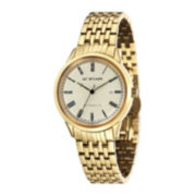 James McCabe Heritage Mens Gold Watch