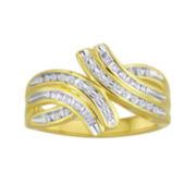 1/4 CT. T.W. Diamond Ring