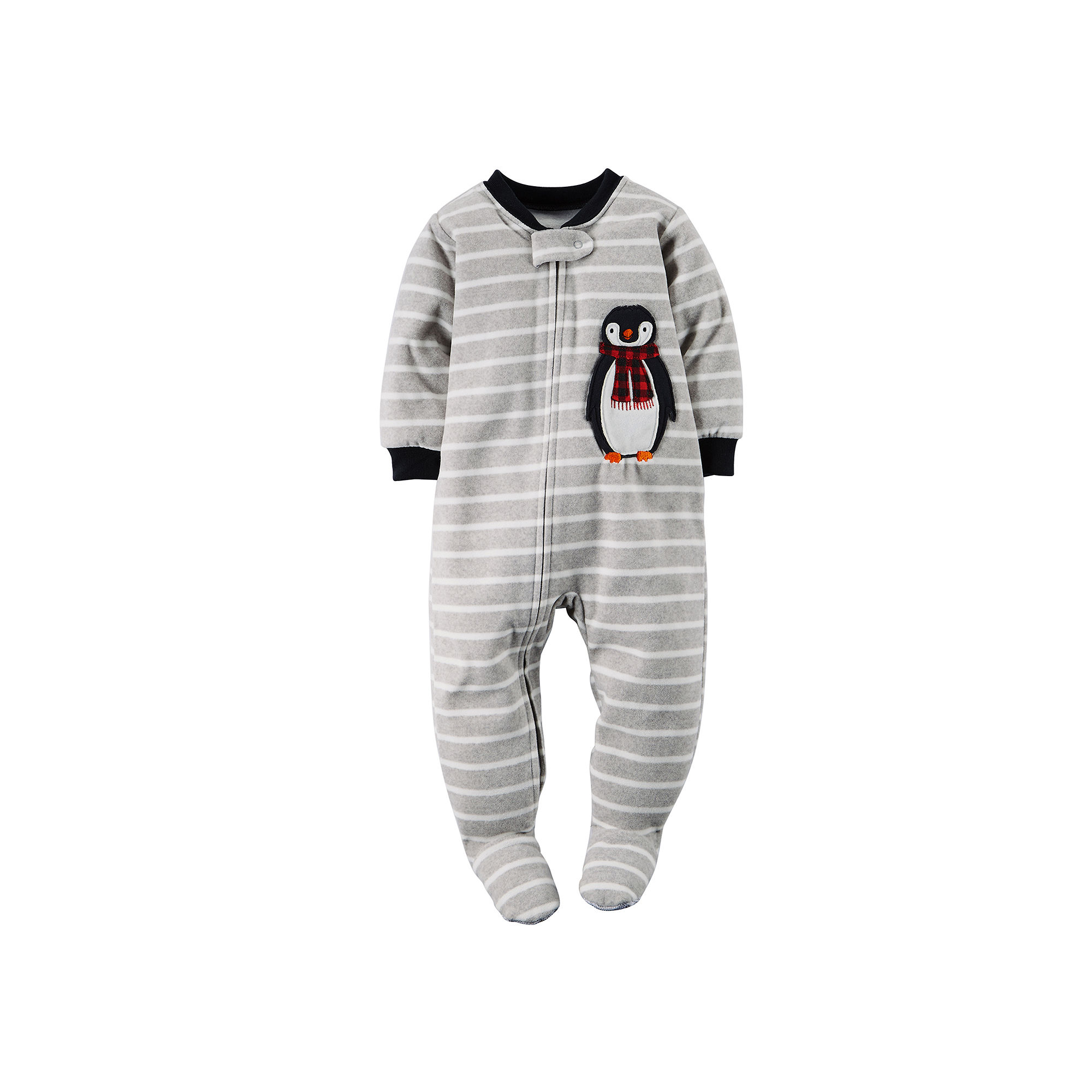 Penguin Pajamas For Boys Breeze Clothing