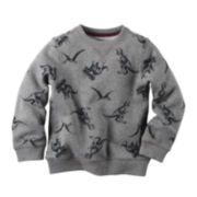 Carter's® Fleece Dinosaur Sweatshirt - Preschool Boys 4-7