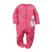Carter's® Elephant Sleep & Play - Baby Girls newborn-9m
