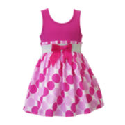 Lilt Polka Dot Dress - Preschool Girls 4-6x