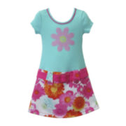 Lilt Floral Marsha Dress - Preschool Girls 4-6x