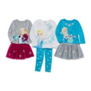 Disney Apparel by Okie Dokie® Tee, Tutu or Leggings - Preschool Girls 4-6x
