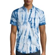 Arizona Tie-Dye Woven Shirt