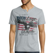 i jeans by Buffalo Clairon Short-Sleeve Graphic T-Shirt