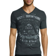 i jeans by Buffalo Clark Short-Sleeve Graphic T-Shirt