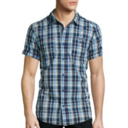 i jeans by Buffalo Mantoine Short-Sleeve Woven Shirt