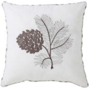 Victoria Classics Square Decorative Pillow