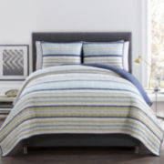 Victoria Classics Avalon Quilt Set & Accessories