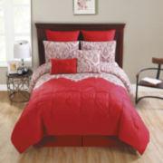 Victoria Classics Elanza 10-pc. Comforter Set