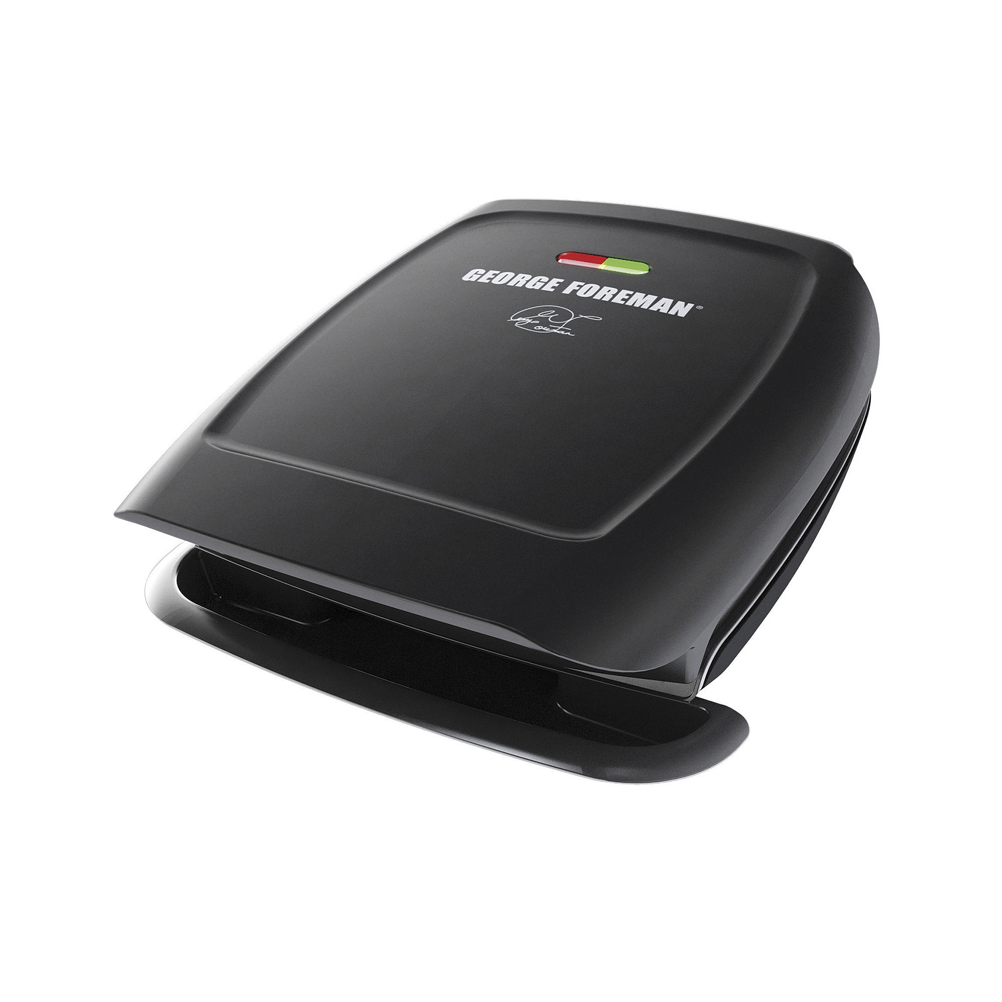 George foreman grp4 next grilleration 4 burger grill with - Largest george foreman grill with removable plates ...