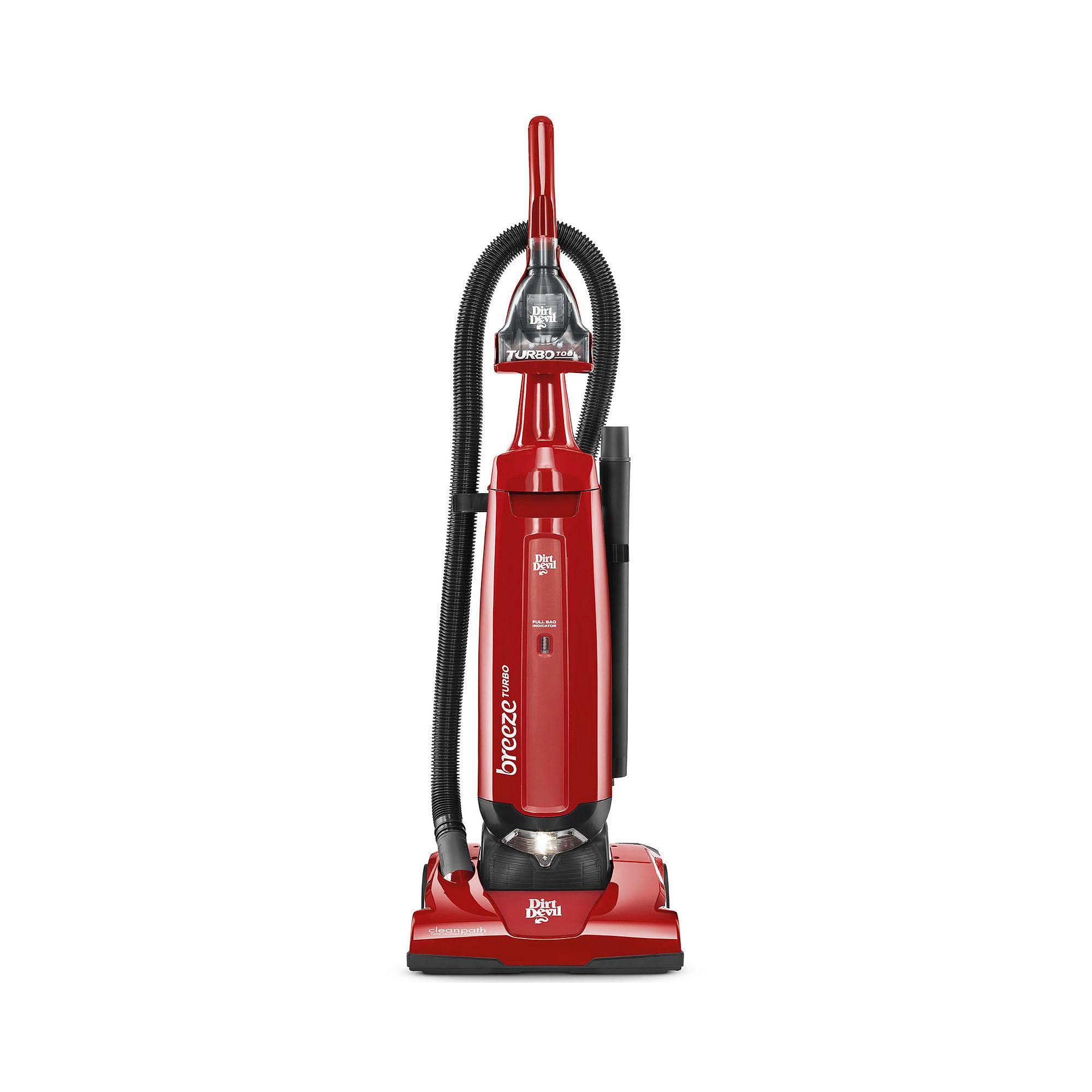 Vacuum Cleaner Dirt Devil Vision Turbo Bageless Upright