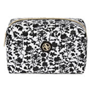 Adrienne Vittadini Studio Cosmetic Loaf Bag