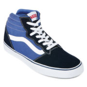 Vans® Milton High-Top Mens Skate Shoes