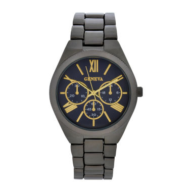 jcpenney.com | Geneva Womens Gray Bracelet Watch-Wac8552jc