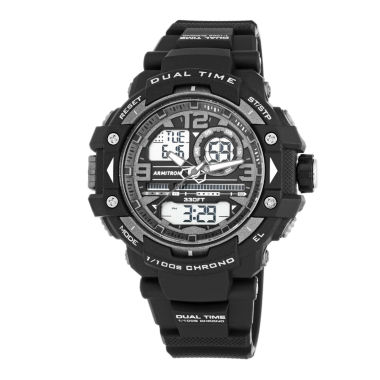 jcpenney.com | Armitron® Mens Black Analog and Digital Watch