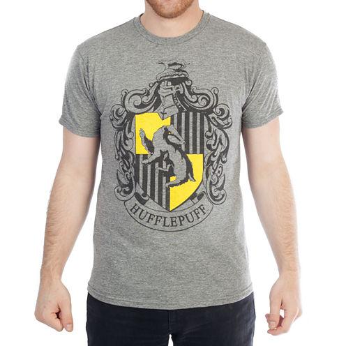 Short Sleeve Harry Potter Graphic T-Shirt