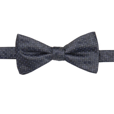 jcpenney.com | STAFFORD GLITTER DOT PRE-TIED BOWTIE