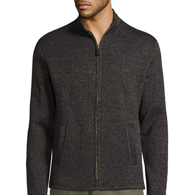 Dockers Long Sleeve Mens Cardigan