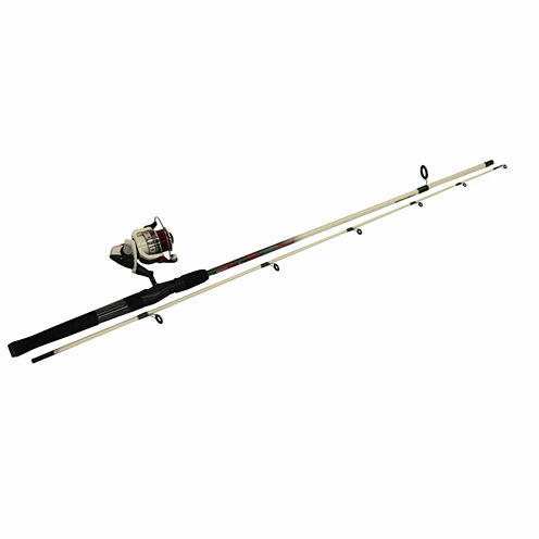 Zebco El Pescador Spinning Combo Rod and Reel