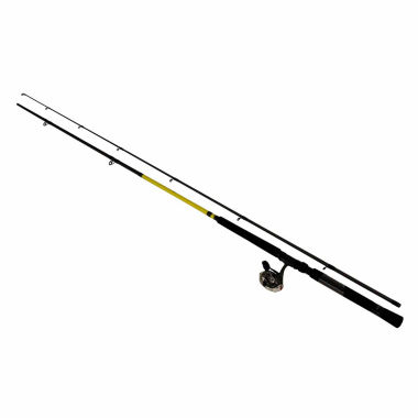 jcpenney.com | Lews Mr. Crappie Slab Daddy Underspin Spincasting Combo Rod and Reel