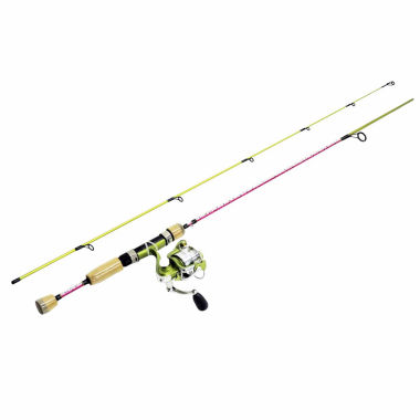 jcpenney.com | Eagle Claw Fish Skins Spinning Combo Rod and Reel