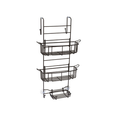 Zenna Home Over the Door Shower Caddy - JCPenney
