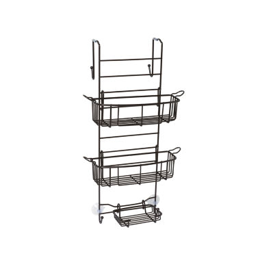jcpenney.com | Zenna Home Over the Door Shower Caddy