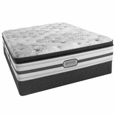 jcpenney.com | Simmons® Beautyrest® Platinum® McNeil Pillow-Top Plush Mattress + Box Spring