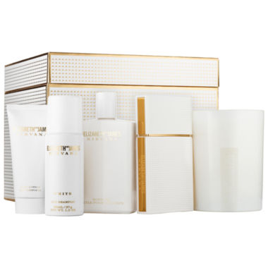 jcpenney.com | Elizabeth and James House Of Nirvana White Gift Set