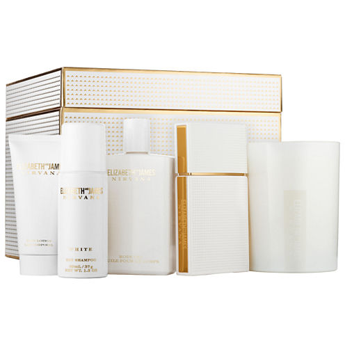 Elizabeth and James House Of Nirvana White Gift Set