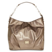 Liz Claiborne Hallmark Hobo Bucket Bag