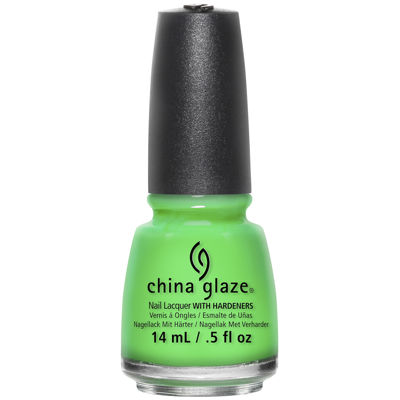 China Glaze® In the Lime Light Nail Polish - .5 oz.