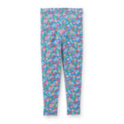 Carter's® Floral-Print Leggings - Girls 2t-5t