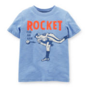 Carter's® Short-Sleeve Graphic Tee - Boys 2t-5t