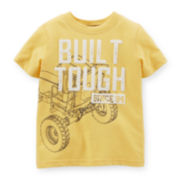 Carter's® Short-Sleeve Graphic Tee – Boys 2t-5t